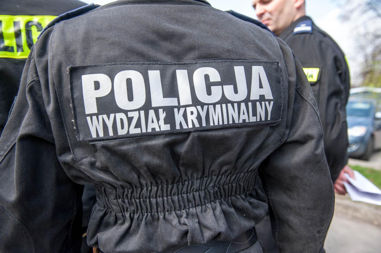 """PHOTO KRZYSZTOF KALINOWSKI LOVEKRAKOW.PL KRAKOW  ZAWODY POLICJANTOW KRYMINALNYCH W ELIMINACJACH DO KONKURSU """"Policjant Służby Kryminalnej 2015"""" N/Z POLICJA 2015-04-16 POLICJA KRYMINALNI"""