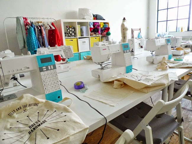 Sewing workshops in London 03
