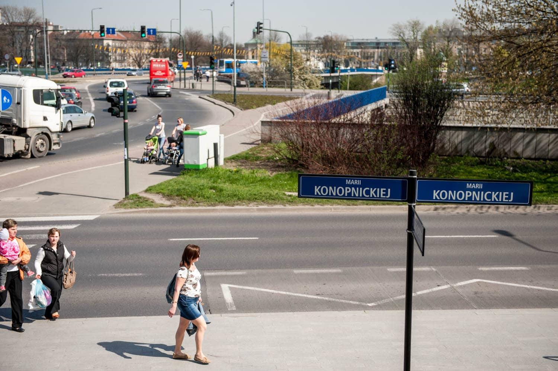 PHOTO KRZYSZTOF KALINOWSKI LOVEKRAKOW.PL KRAKOW RONDO GRUNWALDZKIE 2016-04-05