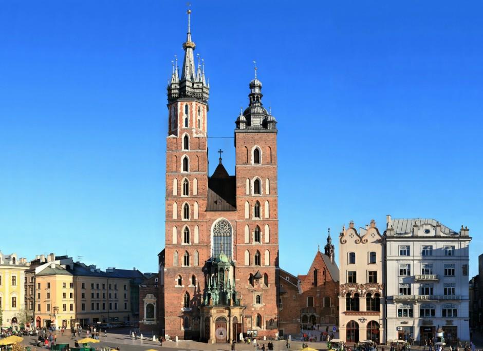 Kościół Mariacki w Krakowie | Kraków Atrakcje