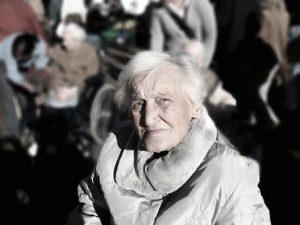 Pomoc dla seniorów - praca