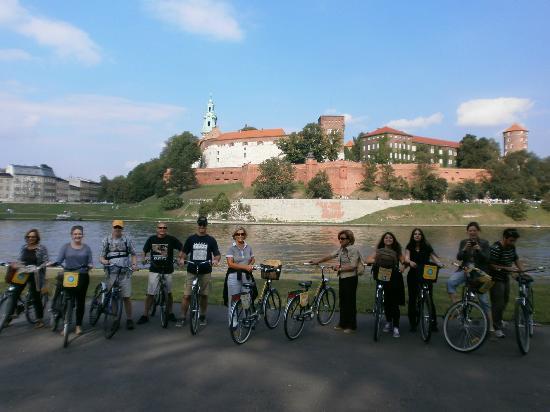 krakow-bike-tour