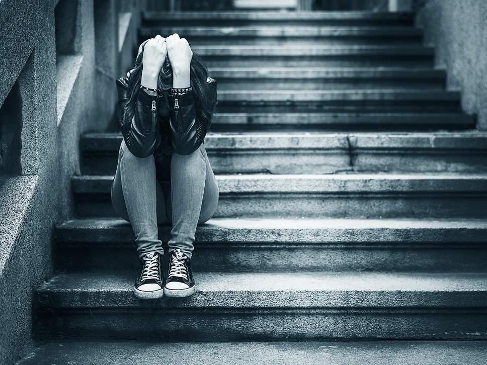 young-despair