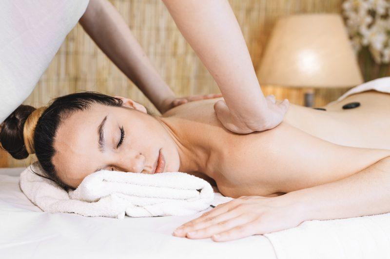 masaż w Spa - Hotel Mercure Dosłońce
