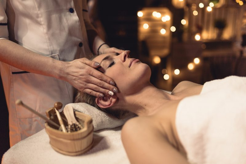masaże w Spa - Hotel Mercure Doslonce