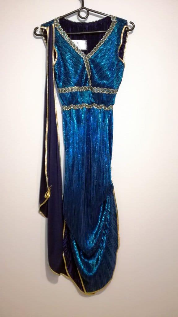 Grecka bogini, strój karnawałowy